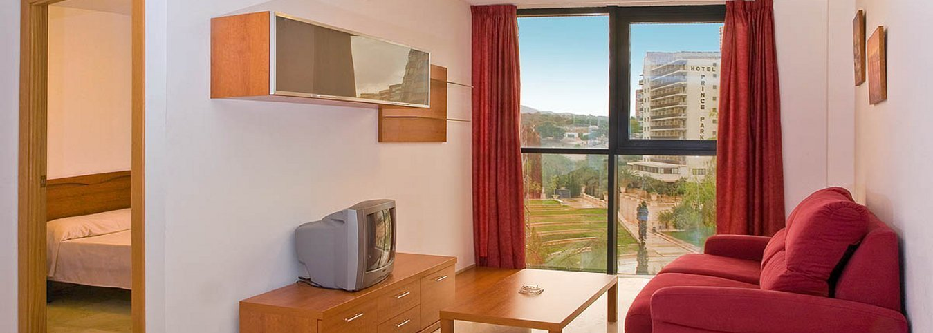 - Apartamentos Magic Atrium Plaza